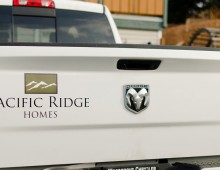 Pacific Ridge Homes Truck