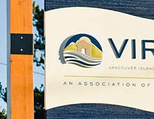 VIREB Location Sign