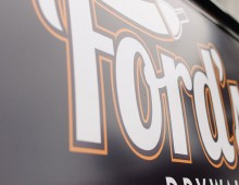 Ford's Drywall Van
