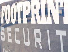 Footprints Security Patrol Vehicles