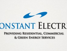 Constant Electric Logo
