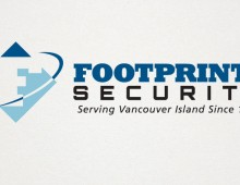 Footprints Security Logo