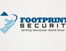 Footprints Security Logo