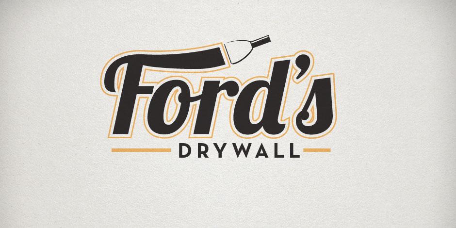 Scott Signs u00bb Fordu2019s Drywall Logo