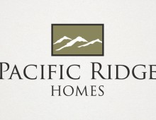 Pacific Ridge Homes Logo