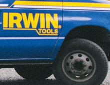 Irwin Tools Cube Van