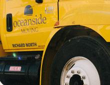 Oceanside Moving Van