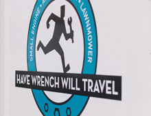 Have Wrench Will Travel Van
