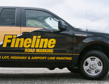 Fineline Road Marking F150
