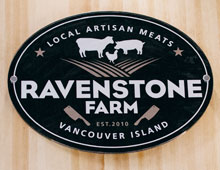 Ravenstone Farm Retail Signs