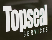 Topseal Vehicle Graphics