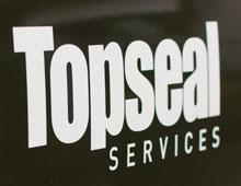 Topseal Vehicle Graphics