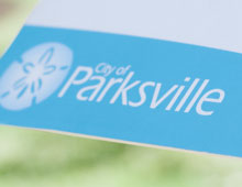 City of Parksville Environmental Signs