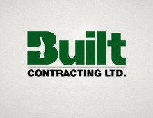 Built Contracting logo