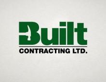 Built Contracting logo