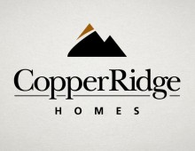 Copper Ridge Homes logo