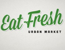Eat Fresh Urban Market logo