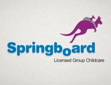 Springboard Childcare logo