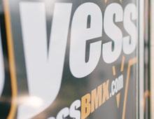 1STR8/Yess BMX trailer