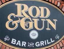 Rod and Gun branding