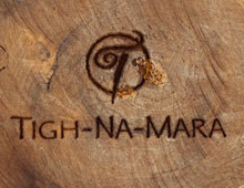 Tigh Na Mara Resort Gift Boxes