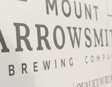Mt. Arrowsmith Brewing Promaster