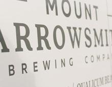 Mt. Arrowsmith Brewing Promaster