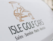 Isle Golf Cars Promaster